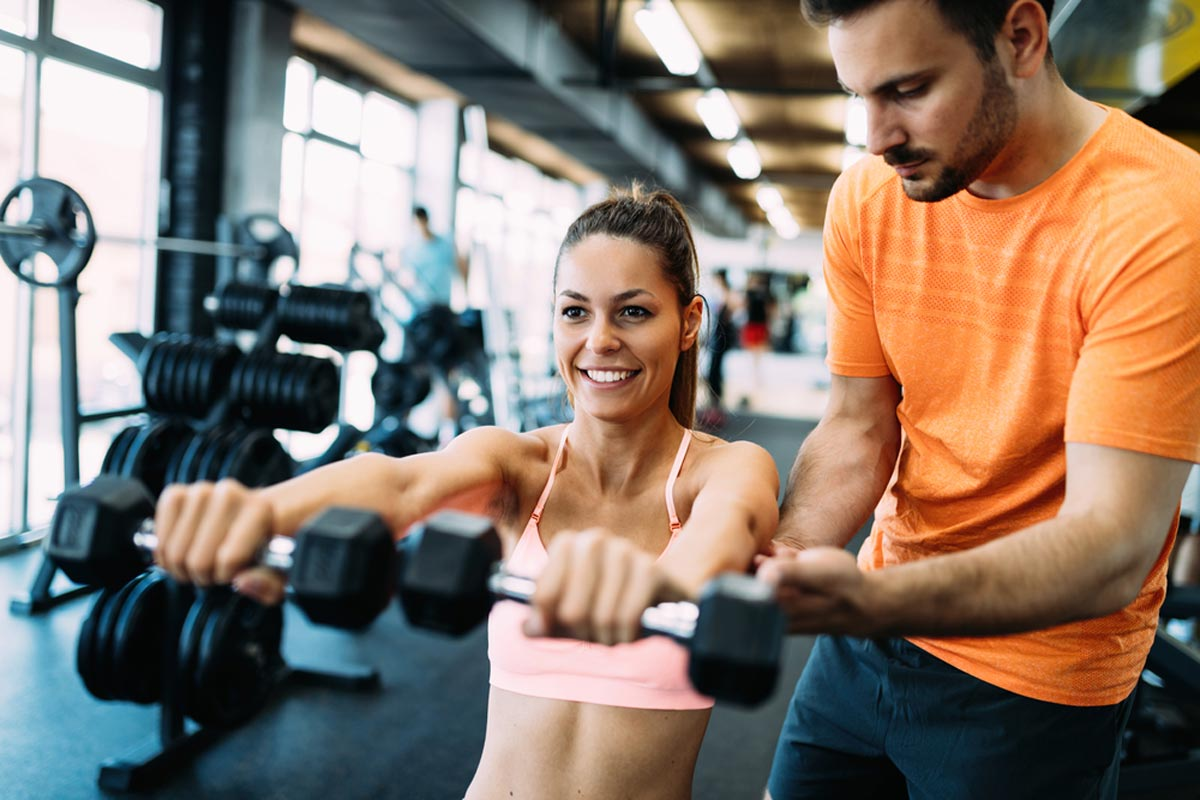 Like A Personal Fitness Trainer, Would You