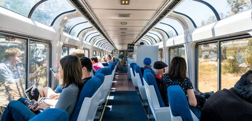 Why You Need To Travel by Train to have an Unforgettable Vacation?