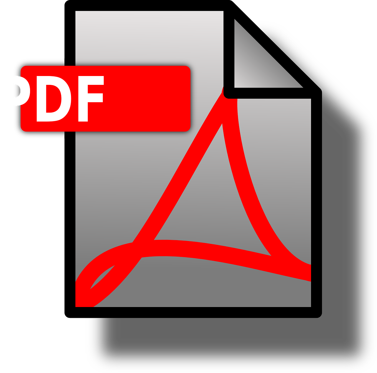 Why it is hard to edit a pdf file