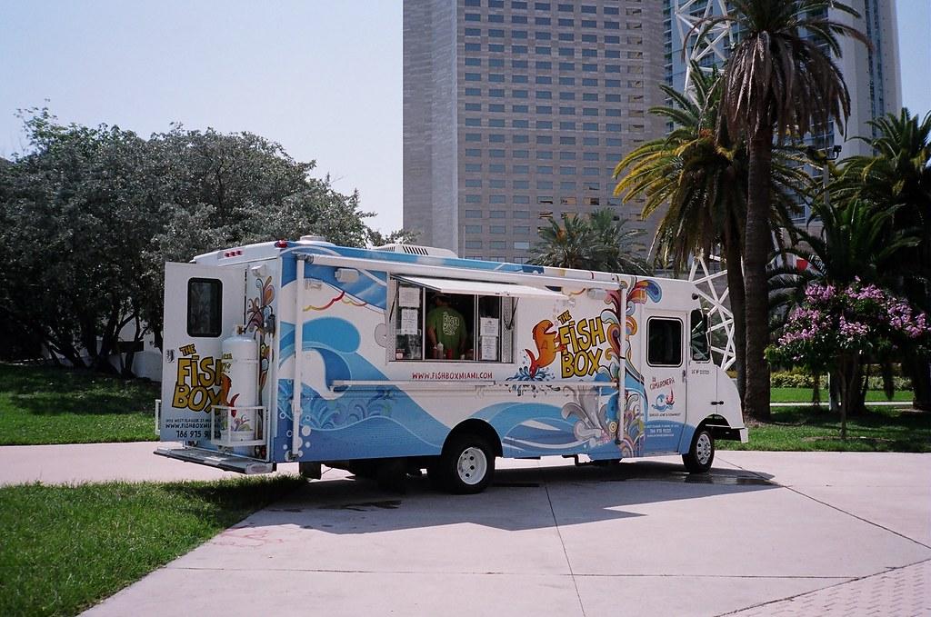 Food Trucks For Restaurant – Food Truck Floor Plans and Housing