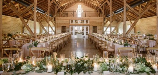 The Wedding Venue Is More Important Than Many Think.